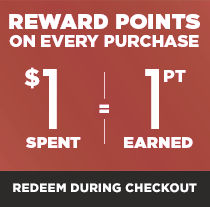 Earn and redeem reward points